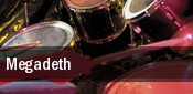 Megadeth Beaumont Club tickets