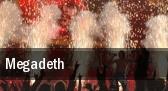 Megadeth Scranton tickets
