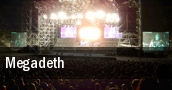 Megadeth The National tickets
