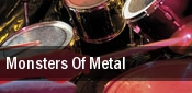 Monsters of Metal tickets