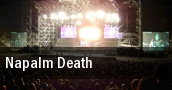 Napalm Death Boston tickets