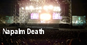 Napalm Death New Haven tickets