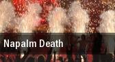 Napalm Death Royale Boston tickets