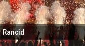 Rancid Showbox SoDo tickets