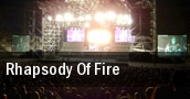 Rhapsody Of Fire Englewood tickets