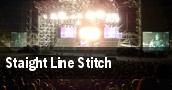 Staight Line Stitch tickets