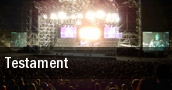 Testament Toronto tickets