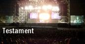 Testament Worcester Palladium tickets