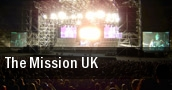 The Mission UK Seattle tickets