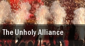 The Unholy Alliance HMV Apollo Hammersmith tickets