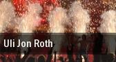 Uli Jon Roth Brick By Brick tickets