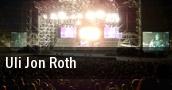 Uli Jon Roth Milwaukee tickets