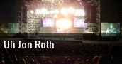 Uli Jon Roth New York tickets