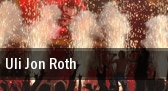 Uli Jon Roth Seattle tickets