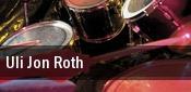 Uli Jon Roth The Clubhouse tickets