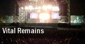 Vital Remains Peabodys Downunder tickets