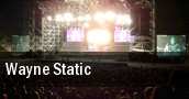 Wayne Static Gramercy Theatre tickets