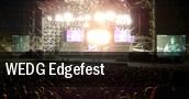 WEDG Edgefest Darien Center tickets