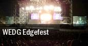 WEDG Edgefest Darien Lake Performing Arts Center tickets