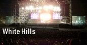 White Hills New York tickets