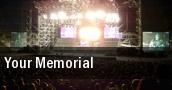 Your Memorial Toledo tickets