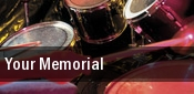 Your Memorial tickets