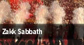 Zakk Sabbath tickets