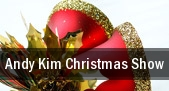 Andy Kim Christmas Show tickets