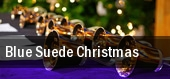 Blue Suede Christmas tickets
