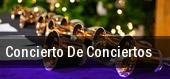 Concierto De Conciertos tickets