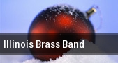 Illinois Brass Band tickets
