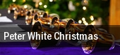 Peter White Christmas tickets