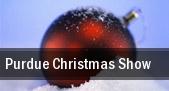 Purdue Christmas Show Elliott Hall Of Music tickets