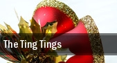 The Ting Tings tickets