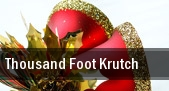 Thousand Foot Krutch Schaumburg tickets