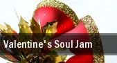 Valentine's Soul Jam Newark Symphony Hall tickets