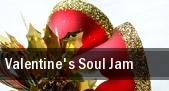 Valentine's Soul Jam Newark Symphony Hall tickets