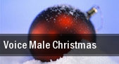 Voice Male Christmas tickets