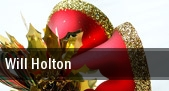 Will Holton tickets