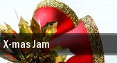 X-mas Jam U.S. Cellular Center Asheville tickets