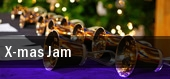X-mas Jam tickets