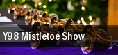 Y98 Mistletoe Show Peabody Opera House tickets