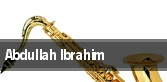 Abdullah Ibrahim New York tickets