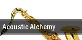 Acoustic Alchemy Norfolk tickets