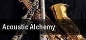 Acoustic Alchemy One World Theatre tickets