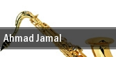 Ahmad Jamal Lincoln Center tickets