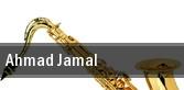Ahmad Jamal Santa Barbara tickets