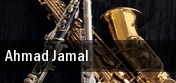 Ahmad Jamal Segerstrom Center For The Arts tickets