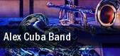 Alex Cuba Band Winnipeg tickets