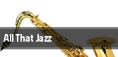 All That Jazz tickets